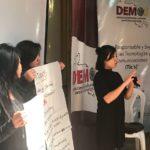Taller uso responsable y seguro de las TICS con jóvenes de Mixco