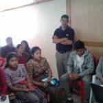 Taller uso responsable y seguro de las TICS con jóvenes de Sololá